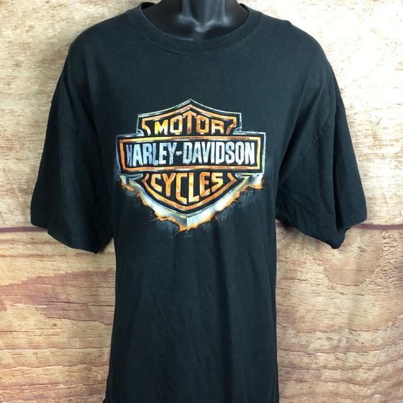 Harley Davidson Shirts Harley Davidson New Smyrna Beach Fl Tshirt